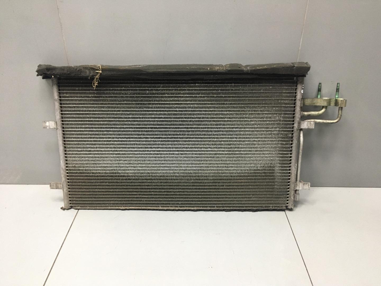Радиатор кондиционера Ford Focus SHDA 2008 (б/у)