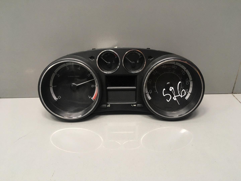 Панель приборов Peugeot 308 EP6 2010 (б/у)
