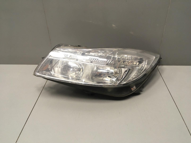 Фара Opel Insignia A20DTH 2013 левая (б/у)