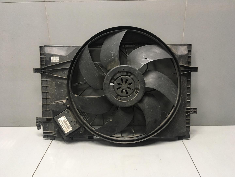 Вентилятор радиатора Mercedes C Class W203 646.963 2003 (б/у)