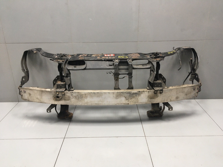 Панель телевизор Mercedes C Class W203 OM 646.962 2005 передний (б/у)