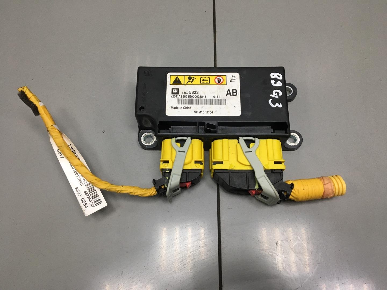 Блок управления air bag Chevrolet Cruze F16D4 2011 (б/у)