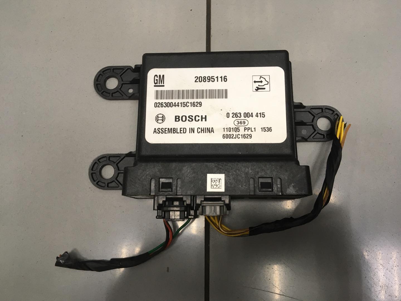 Блок управления парктрониками Chevrolet Cruze F16D4 2011 (б/у)