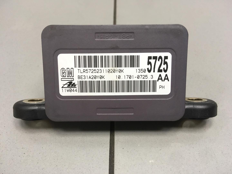 Датчик курсовой устойчивости Chevrolet Cruze F16D4 2011 (б/у)