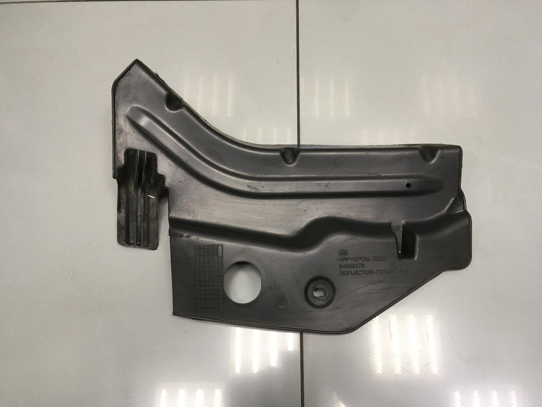 Защита пыльник двигателя Chevrolet Cruze F16D4 2011 левая нижняя (б/у)