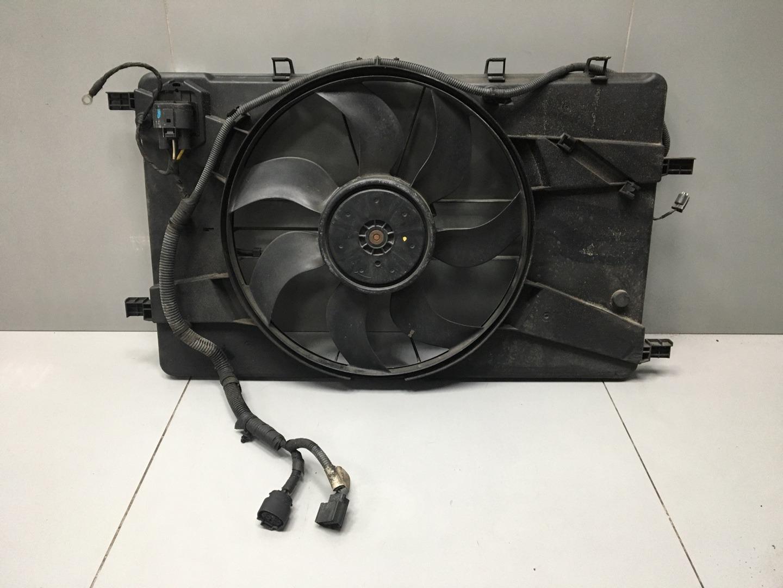Вентилятор радиатора Chevrolet Cruze F16D4 2011 (б/у)