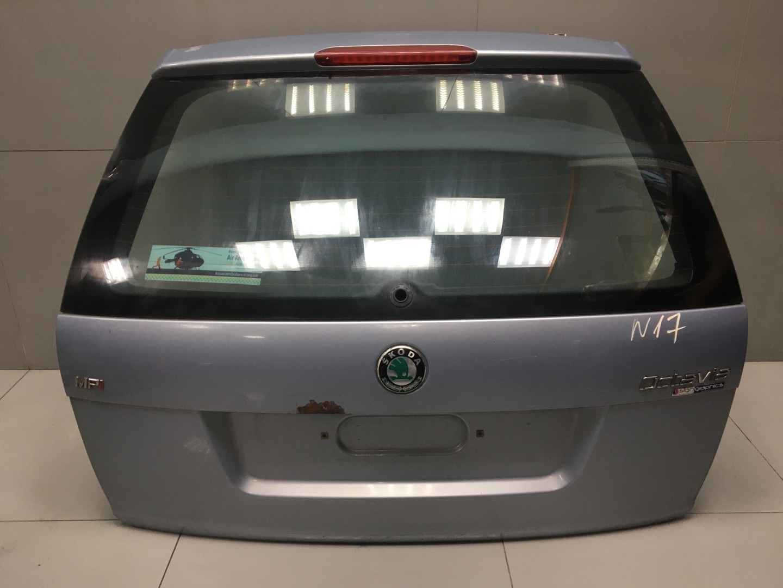 Крышка багажника Skoda Octavia A5 (б/у)