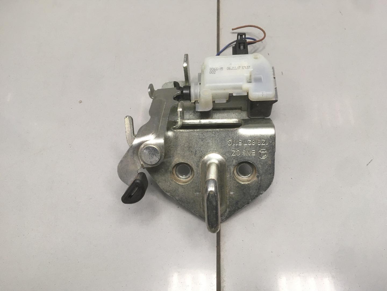 Ответная часть замка багажника Skoda Octavia A5 CDAA 2011 (б/у)
