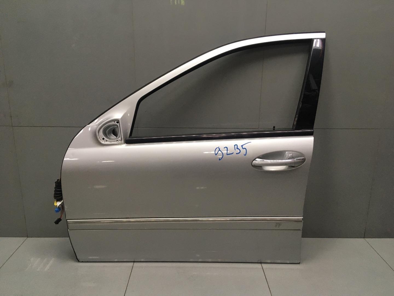 Дверь Mercedes C Class W203 646.963 2003 передняя левая (б/у)