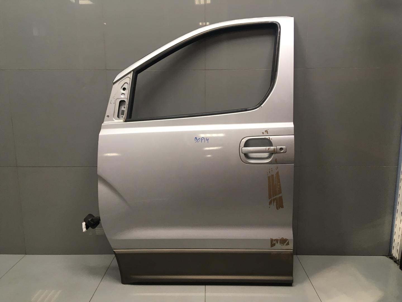 Дверь Hyundai Starex H1 D4CB 2008 передняя левая (б/у)