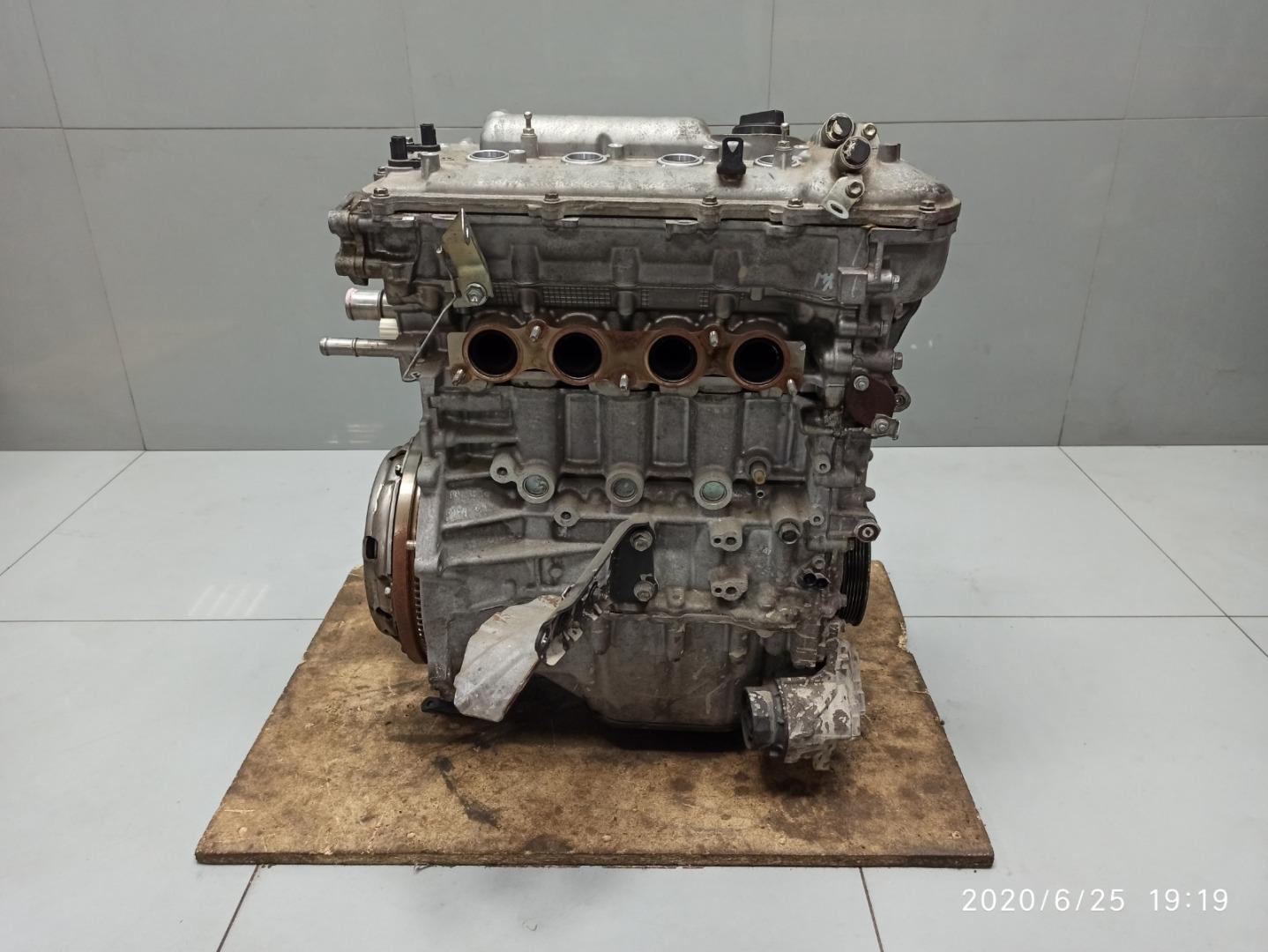 Двигатель Toyota Auris 1ZRFAE 2010 (б/у)