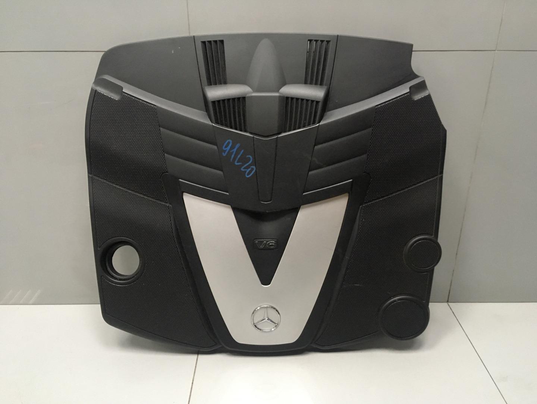 Накладка двигателя Mercedes E Class W211 642.920 2006 (б/у)