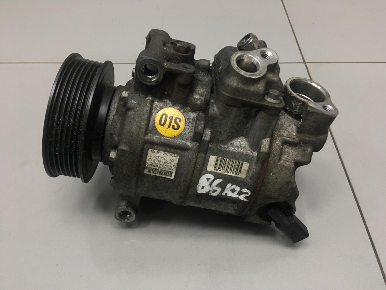 Компрессор кондиционера Audi A6 C6 CAGB 2009 (б/у)