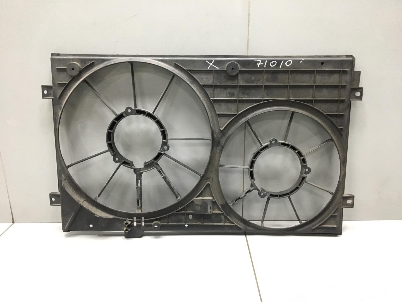 Диффузор вентилятора Skoda Octavia A5 (б/у)