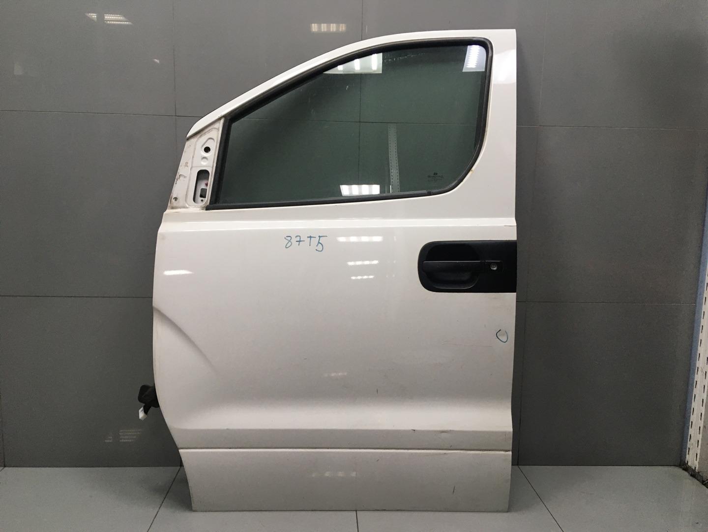 Дверь Hyundai Starex H1 D4CB 2010 передняя левая (б/у)