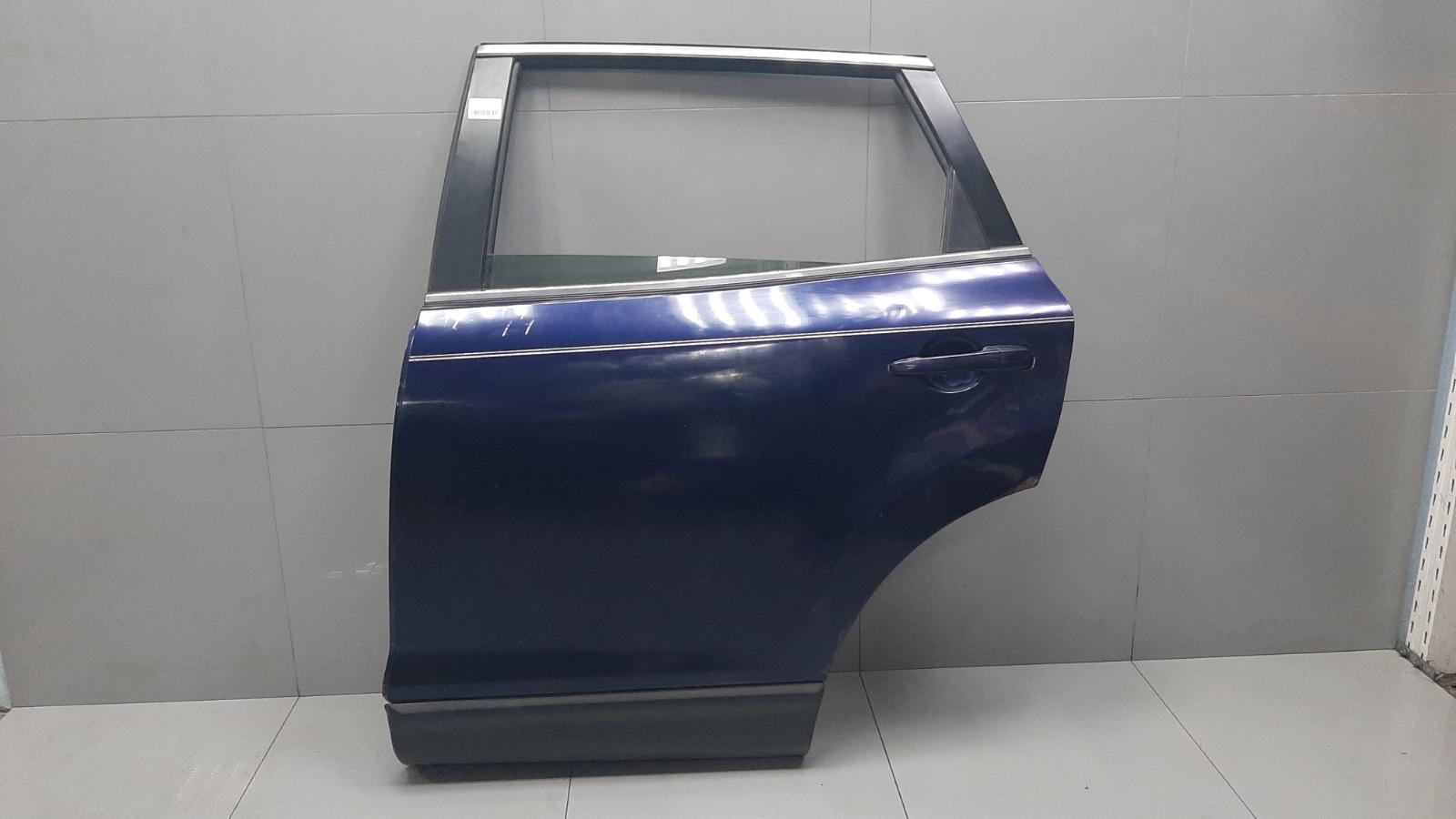 Дверь Mazda Cx 9 3.7 2009 задняя левая (б/у)