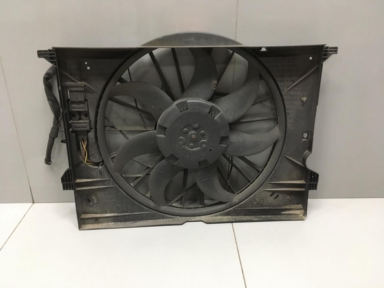 Вентилятор радиатора Mercedes E Class W211 642.920 2006 (б/у)