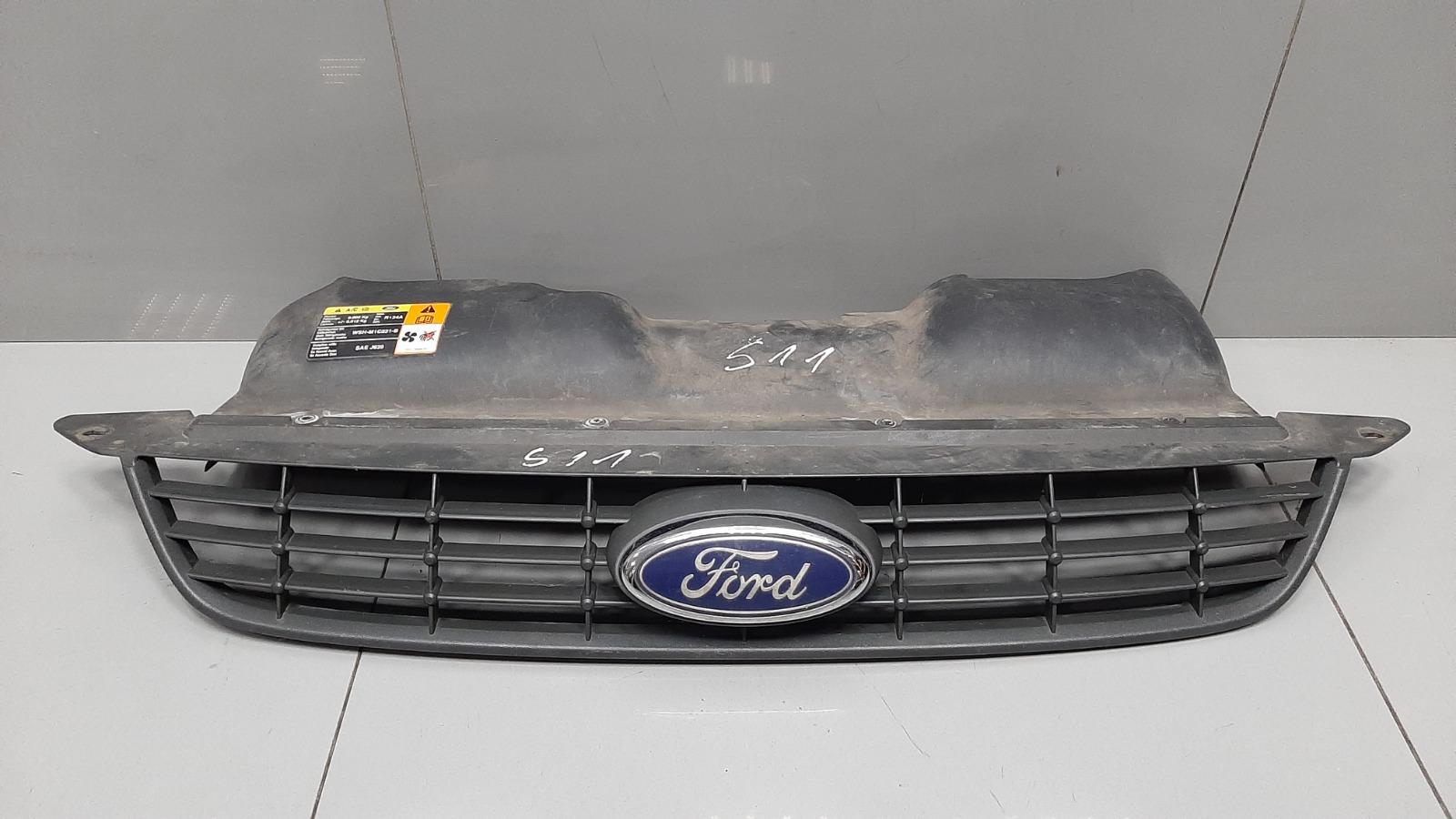 Решетка радиатора Ford Focus SHDA 2008 (б/у)