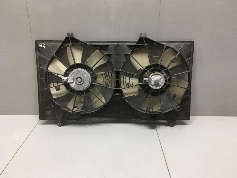 Вентилятор радиатора Mazda 6 Gg (б/у)