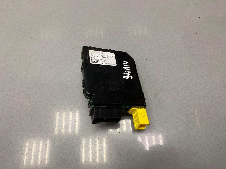 Модуль подрулевых переключателей Skoda Octavia A5 CDAA 2010 (б/у)