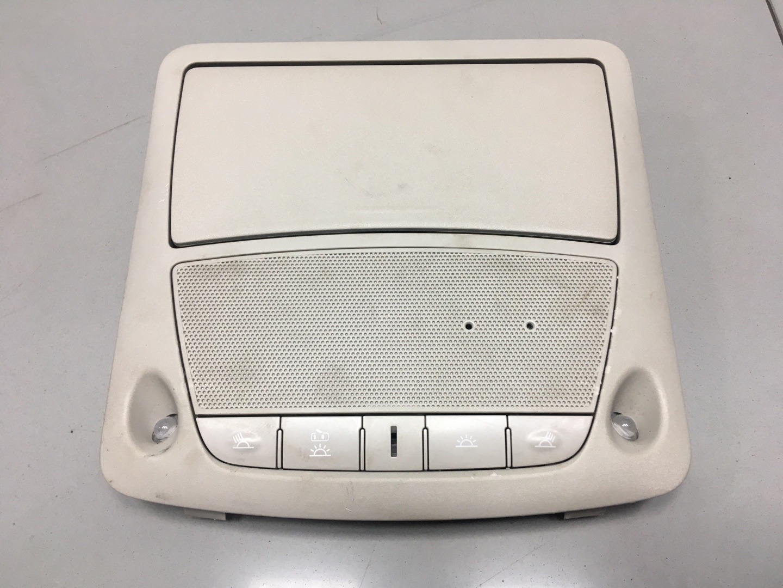 Плафон салонный Nissan Sentra B17 HR16DE 2015 передний (б/у)