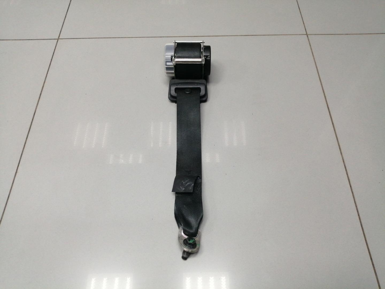 Ремень безопасности Nissan Sentra B17 HR16DE 2015 задний (б/у)