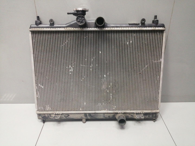 Радиатор охлаждения Nissan Sentra B17 HR16DE 2015 (б/у)