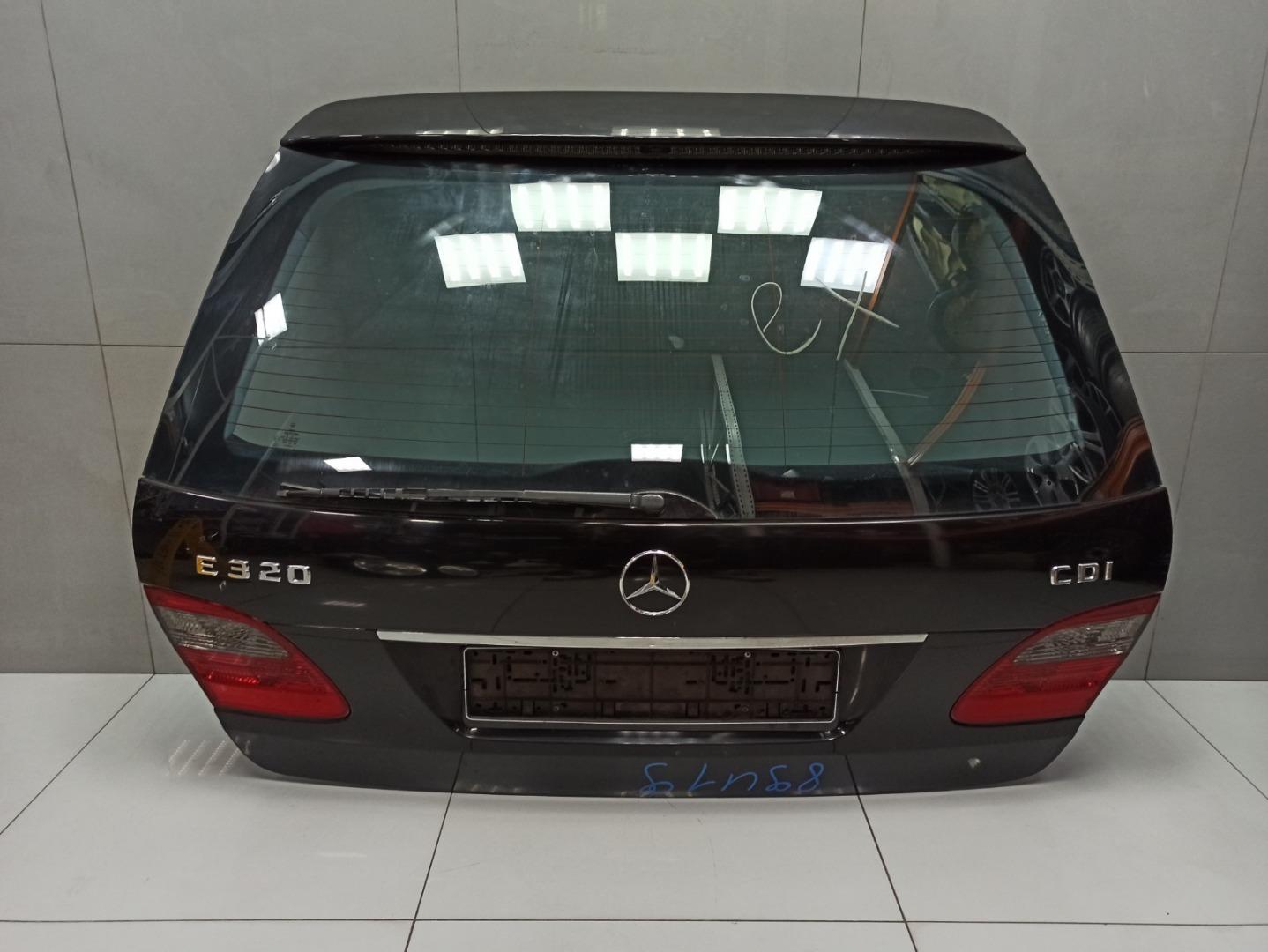 Крышка багажника Mercedes E Class W211 642.920 2009 (б/у)