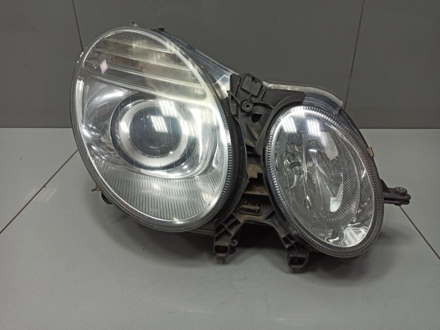 Фара Mercedes E Class W211 642.920 2009 правая (б/у)