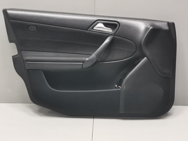 Обшивка двери Mercedes C Class W203 271.946 2007 передняя левая (б/у)