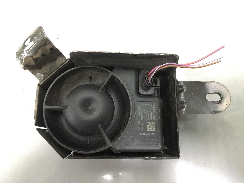 Сирена сигнализации Skoda Octavia A5 CDAA 2010 (б/у)