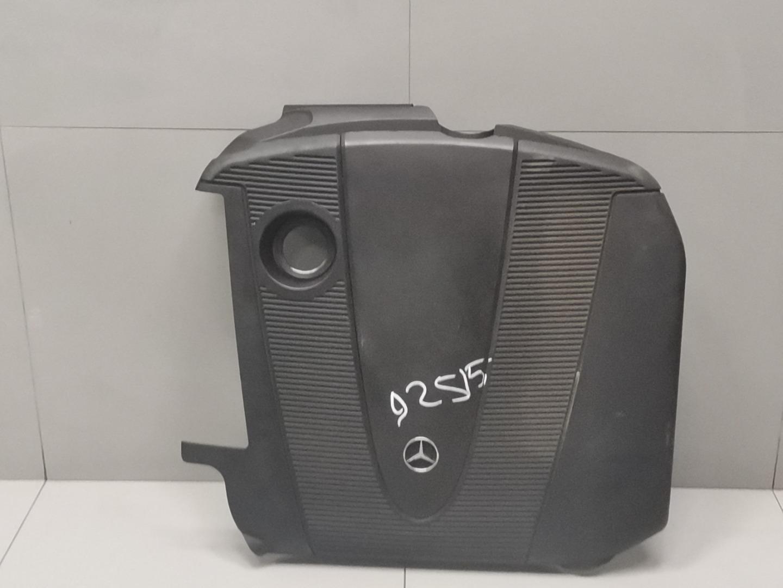 Накладка двигателя Mercedes C Class W203 646.963 2005 (б/у)