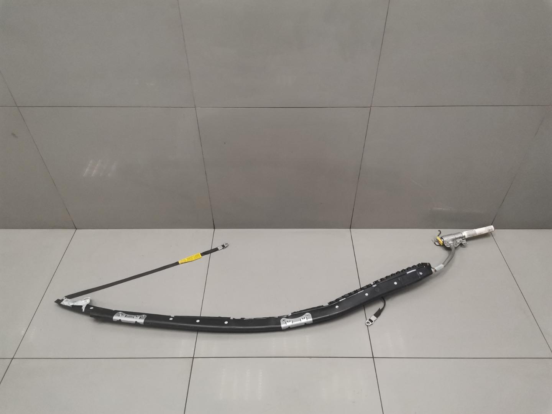Подушка безопасности Mercedes C Class W203 646.963 2005 левая (б/у)