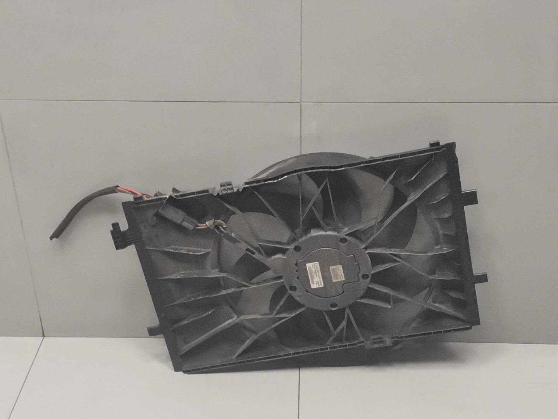 Вентилятор радиатора Mercedes C Class W203 646.963 2005 (б/у)