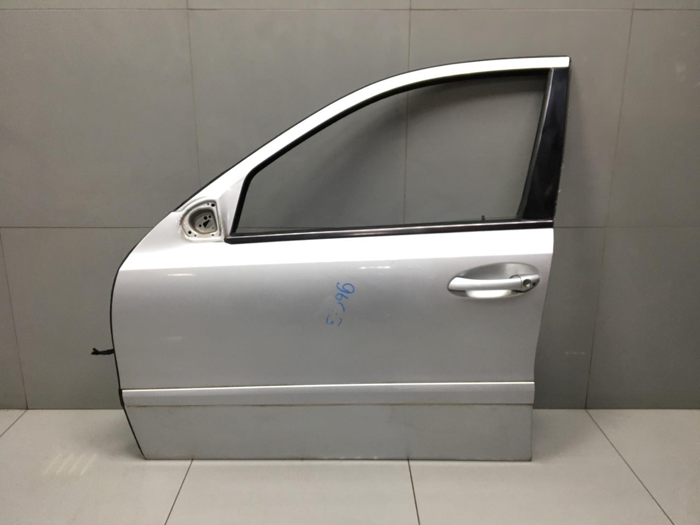 Дверь Mercedes E Class W211 646.951 2003 передняя левая (б/у)
