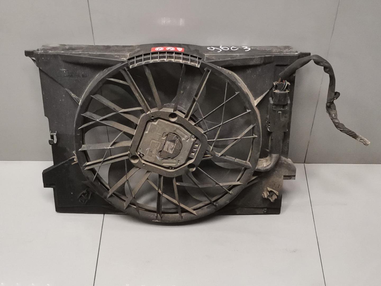 Вентилятор радиатора Mercedes E Class W211 646.951 2003 (б/у)