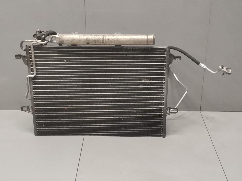 Радиатор кондиционера Mercedes E Class W211 646.951 2003 (б/у)