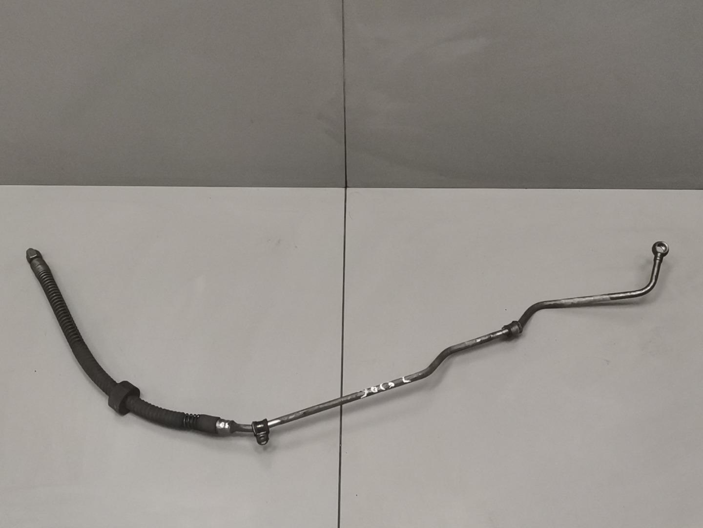 Трубка системы охлаждения акпп Mercedes E Class W211 646.951 2003 левая (б/у)