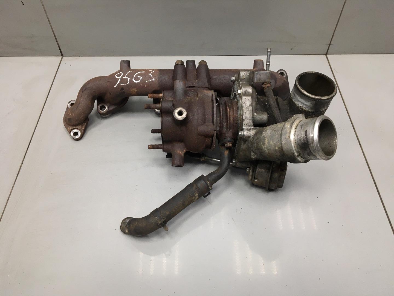 Турбина Hyundai Starex H1 D4CB 2010 (б/у)