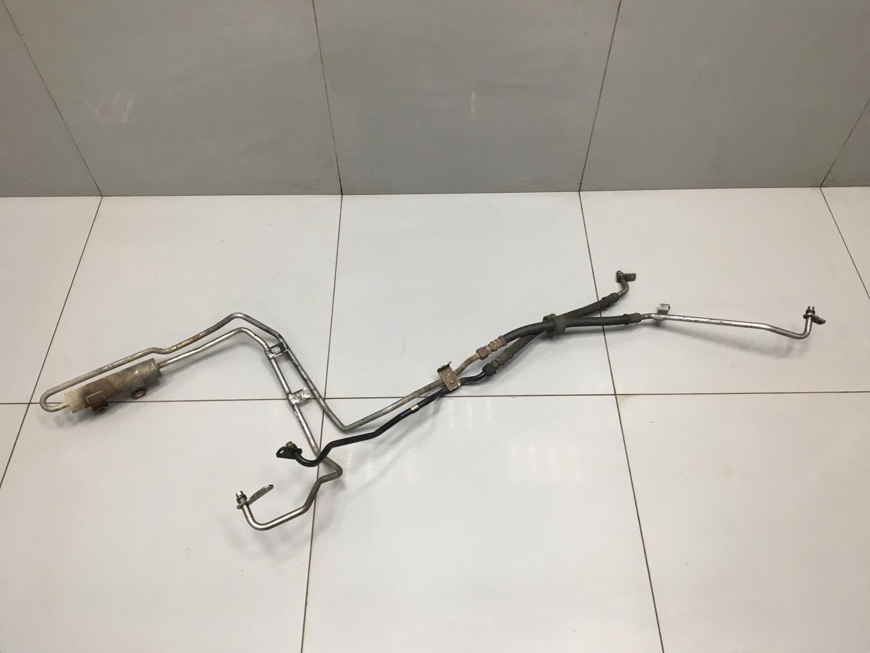 Трубка системы охлаждения акпп Audi A6 C6 CAGB 2009 (б/у)