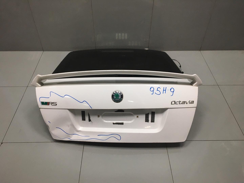 Крышка багажника Skoda Octavia A5 CCZA 2011 (б/у)