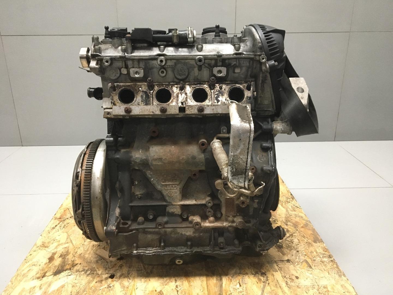 Двигатель Skoda Octavia A5 CCZA 2011 (б/у)
