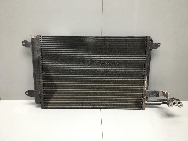 Радиатор кондиционера Skoda Octavia A5 CCZA 2011 (б/у)