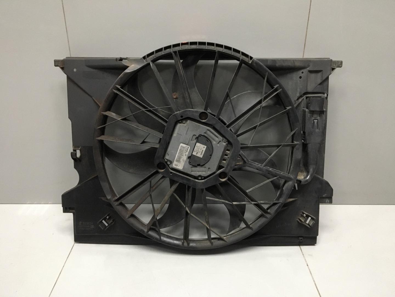 Вентилятор радиатора Mercedes E Class W211 642.920 2005 (б/у)