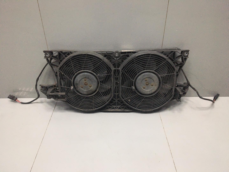 Вентилятор радиатора Mercedes V Class VITO/VIANO-(639) 2003-2014 (б/у)
