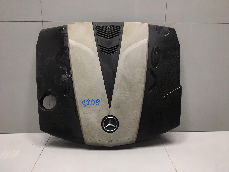 Накладка двигателя Mercedes Ml Class W164 642.820 OM642 2010 (б/у)
