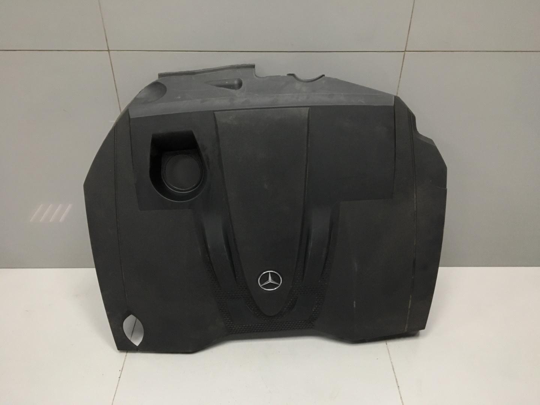 Накладка двигателя Mercedes C Class W204 OM 646.811 2008 (б/у)