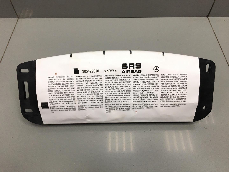 Подушка безопасности пассажира Mercedes C Class W204 651.911 2013 (б/у)