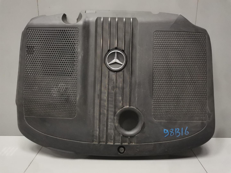 Накладка двигателя Mercedes C Class W204 651.911 2013 (б/у)