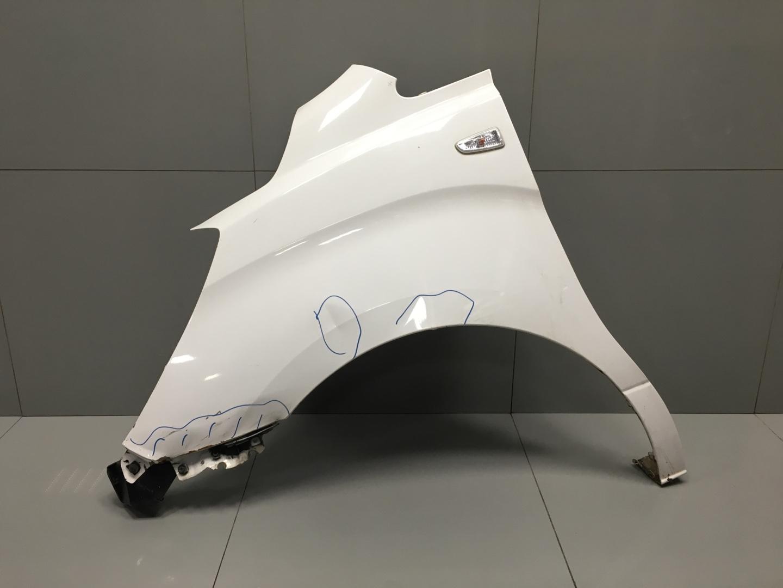 Крыло Hyundai Starex H1 D4CB 2012 левое (б/у)